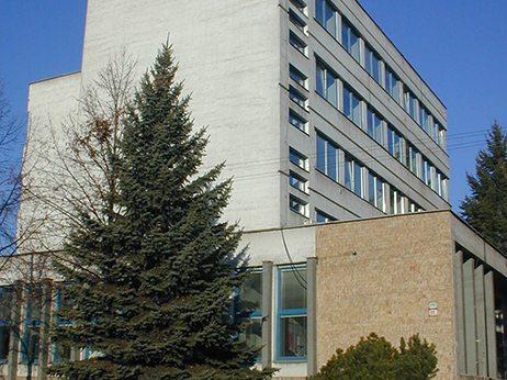 budova odštepeného závodu Bánska Bistrica
