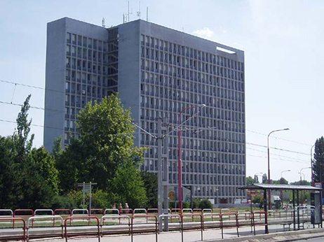 budova odštepeného závodu Bratislava