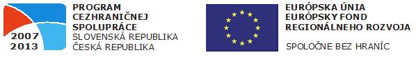 logo programu cezhraničnej spolupráce