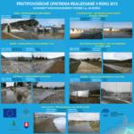 protipovodňové opatrenia realizované v roku 2015