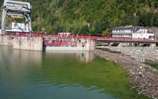 vodná stavba Ružín