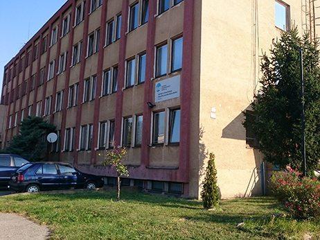 budova správy povodia Hornádu a Bodvy v Košiciach