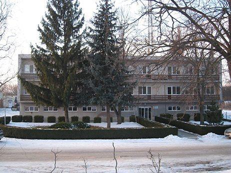 budova správy povodia dolnej Nitry v Nitre