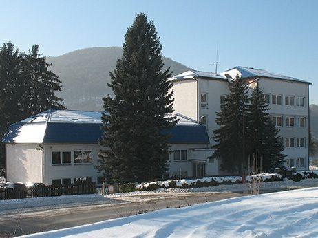 budova správy povodia stredného Váhu I. v Púchove