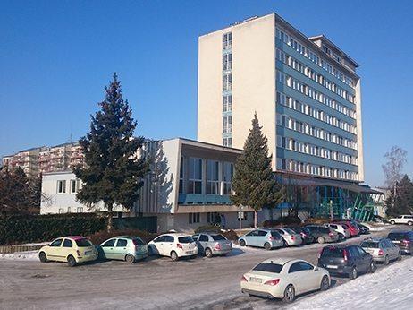 budova správy povodia stredného Váhu II. Piešťany