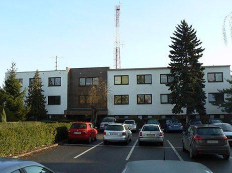 budova správy povodia Bodrogu Trebišov