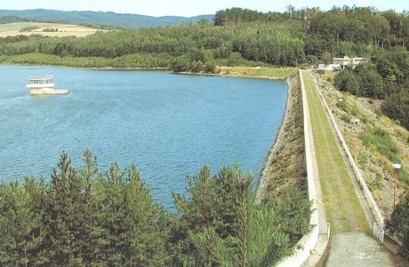 Vodárenská nádrž Bukovec