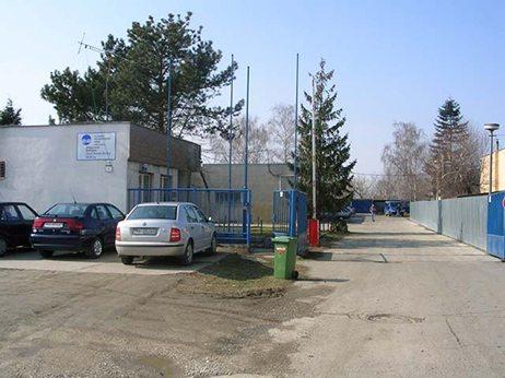 budova správy povodia Moravy