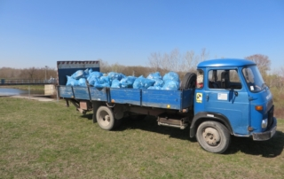odnášanie odpadu