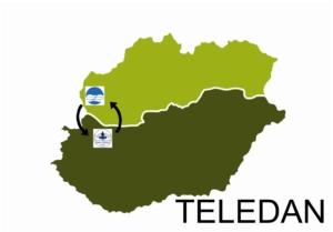 TELEDAN logo