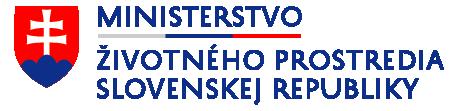Logo Ministerstva životného prostredia
